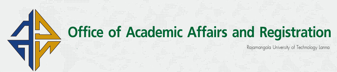 Website logo Admissions News | The Office of Academic Affairs and Registration